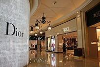 商业中心品牌店