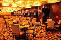 五星级豪华自助餐厅西餐厅