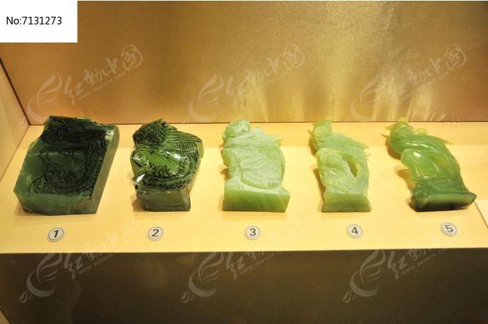 燕京八绝之现代玉雕制作工序图片
