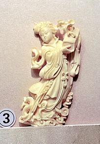 燕京八绝之象牙雕刻制作程序铲活