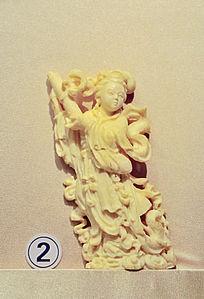 燕京八绝之象牙雕刻制作程序凿活