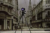 影像老上海