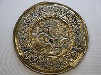 俄式黄铜挂件