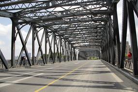 钢索外白渡桥