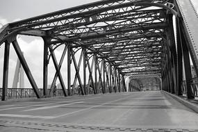 黑白外白渡桥