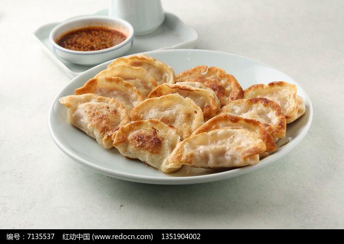 煎饺图片,高清大图_日韩料理素材