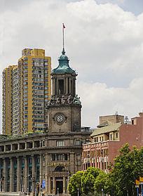 上海人民邮政局建筑