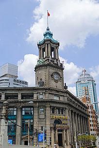 上海优秀建筑欧式风格人民邮政