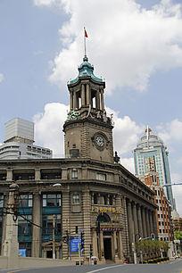 上海优秀建筑摄影人民邮政