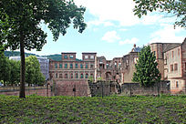 巴登古建筑