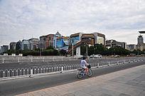 北京复兴门金融街