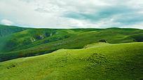 新疆喀拉峻草原风光