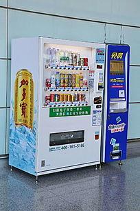 自动出售饮料设备