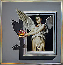 3D加冕王冠画