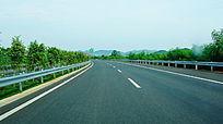 高速路风景