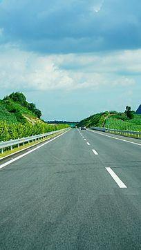 乡村高速路