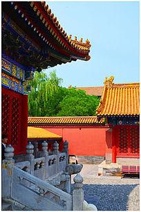 中式故宫建筑