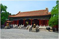 中式建筑摄影