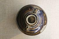 抗战时期民兵使用的瓷地雷