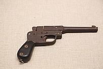 抗战时期民兵使用的手枪