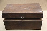 抗战时期民兵使用的医疗箱