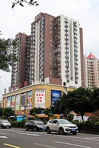 广州美景纺织城