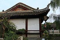 古典茶社建筑
