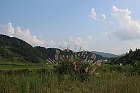 江西群山摄影照片素材
