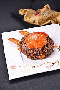 特色糯米蟹