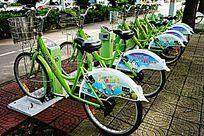 单车绿色出行