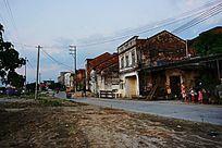 古老乡村建筑