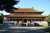 哈尔滨文庙大成殿