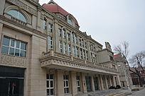 天津意大利风情区的欧陆建筑