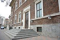 天津意大利风情区的圣心医院旧址