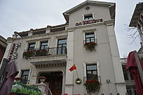 天津意大利风情区的特色餐厅