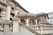 天津意大利风情区的租界建筑
