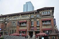 天津意大利风情区上海年代建筑