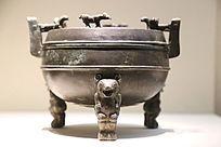 西汉青铜鼎