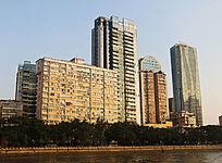 广州滨江西建筑群