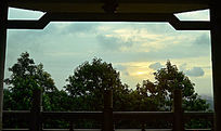 日出自然风景图片