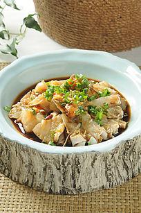 温州传统冷食江蟹生