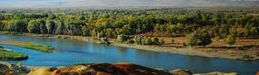 五彩滩额尔齐斯河超大图片