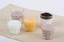 五谷果奶茶