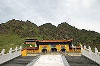 新疆天山天池西王母祖庙