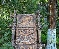 印度文化石雕