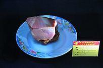 戈壁石天然火腿肉