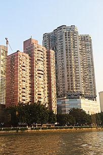 广州海天大厦天鹅大厦