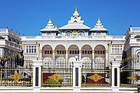 老挝建筑风格