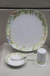 镁质瓷大千世界餐具
