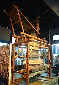 木质织布机
